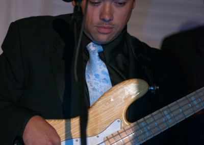 Charlie Zimmerman Bass Player