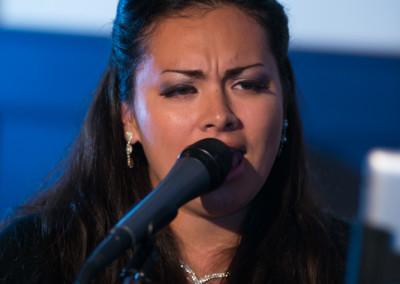 Marissa Hines Vocalist