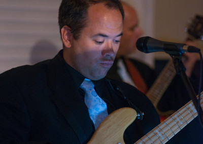 Charlie Zimmerman on Bass