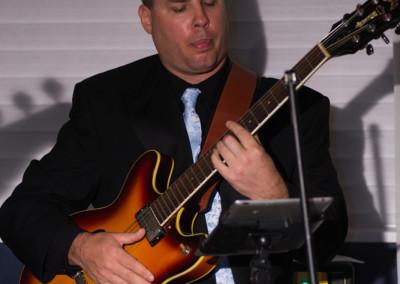 Chris Thompson on Guitar