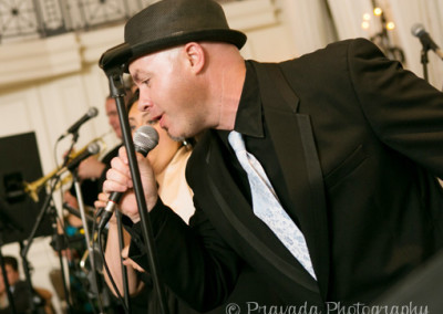 Ralph Ashe Wedding Vocalist