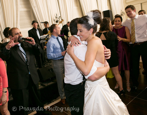 Goody Blue Shoes first dance