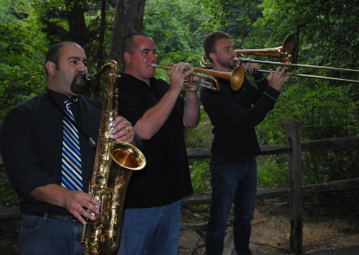 Best Horn Section Philly Wedding Bands