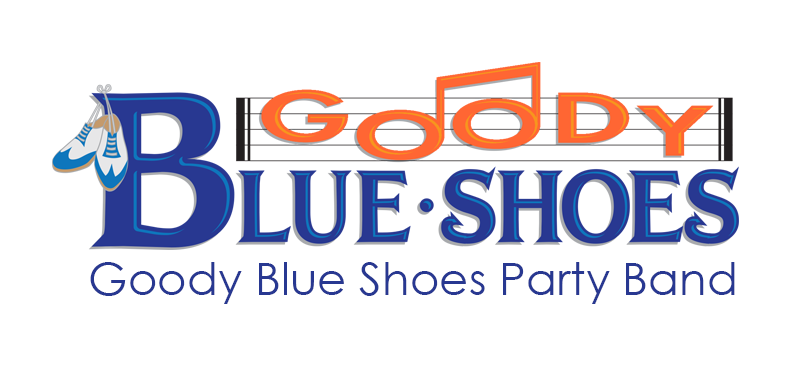 Goody Blue Shoes
